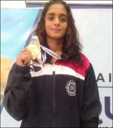 સુરતની વિદ્યાર્થીની કુમાર કલ્યાણીએ પંજાબમાં વગાડ્યો ડંકો બે ગોલ્ડ અને બે બ્રોન્ઝ મેડલ જીતી ગુજરાતનું ગૌરવ વધાર્યું