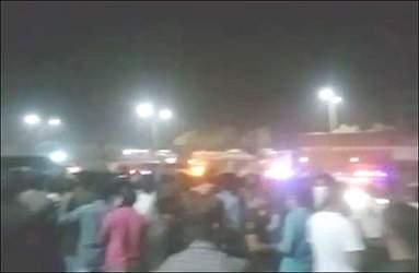 રાત્રે અમદાવાદમાં પોલીસકર્મીઓ પર હુમલો : સ્થાનિકોએ પોલીસ પર લગાવ્યો ગંભીર આરોપ