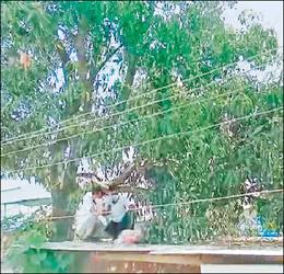 મોડાસાના હજીરા વિસ્તારમાં વીજ કરંટ લાગતા 10 વર્ષીય બાળકીનું મૃત્યુ નિપજતા અરેરાટી મચી જવા પામી