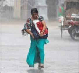વરસાદી સિસ્ટમ્સ સક્રિય થતા હવામાન વિભાગ દ્વારા સૌરાષ્ટ્રમાં પાંચ દિવસ વરસાદની આગાહીઃ તાપીના ઉચ્છલ અને ડાંગના સુબીરમાં 4 ઇંચઃ 134 તાલુકામાં વરસાદ નોંધાયો