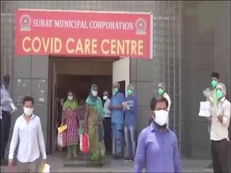 કોરોના વોરિયરને સલામ: ચેપગ્રસ્ત 135 તબીબો અને 92 નર્સો સ્વસ્થ થઇ ફરીથી દર્દીઓની સેવામાં જોડાયા