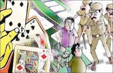 ગાંધીનગરના કલોલમાં વરલી મટકાનો જુગાર રમતા સાત જુગારીઓને ઝડપી પોલીસે 37 હજારનો મુદામાલ જપ્ત કર્યો