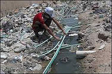 બનાસકાંઠા જિલ્લામાં તંત્રની લાપરવાહીના કારણે પાણી પુરવઠાની પાઇપ લાઈનમાં ભંગાણ સર્જાતા લાખો લીટર પાણીનો જથ્થો વેડફાયો