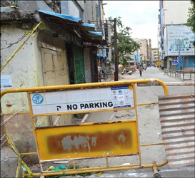 અમદાવાદમાં કોરોના બેકાબુ : 20 હજારથી વધુ લોકો માઇક્રો ક્ધટેઈનમેન્ટ ઝોનમાં કેદ