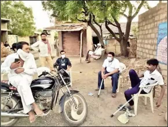 કોરોના : ગુજરાતના અનેક ગામડાઓએ રંગ રાખ્યો : વાયરસને પ્રવેશવા જ નથી દીધો