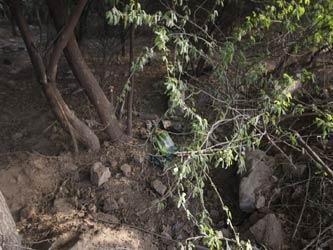 મેમનગરમાં ખુલ્લી જગ્યામાંથી મળેલ કપાયેલા માનવ પગ મામલે રહસ્ય પરથી પડદો ઉંચકાયો