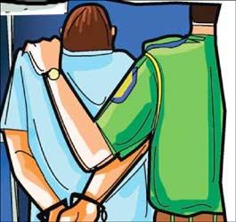 પોલીસે ગુજસીટોકના કેસમાં વધુ ૨ શખ્સોને ઝડપી પાડ્યા