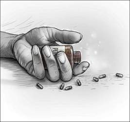 મહિલાએ ઝેરી દવા પીને જીવન ટૂંકાવવાનો પ્રયાસ કર્યો