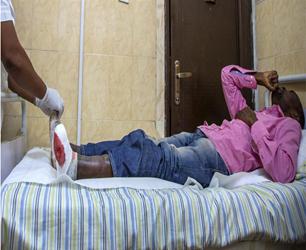 પેટલાદ તાલુકાના અગાસ ગામે નશો કરવાના પૈસા ન આપતા ભત્રીજાનો કાકા પર જીવલેણ હુમલો