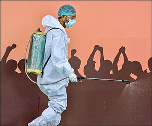 નર્મદા જિલ્લામાં બુધવારે ૪૩ કોરોના પોઝિટિવ દર્દી સાથે જિલ્લાનો કુલ આંક ૨૮૦૫ પર પહોંચ્યો