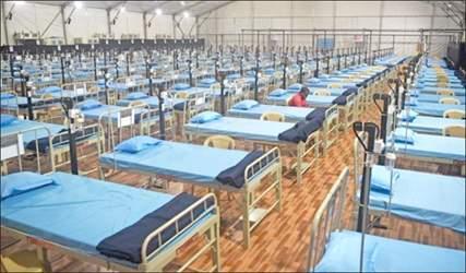 ગાંધીનગર હેલીપેડ ખાતે ૧૨૦૦ બેડની કોવીડ હોસ્પિટલ બનશે : અમિતભાઈ