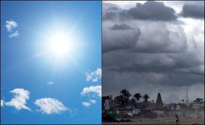 ગુજરાતમાં અનેક વિસ્તારમાં હિટવેવ, વરસાદની આગાહી