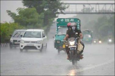 સર્વત્ર પાણી પાણી:ઉમરગામમાં  સાડા બાર ઇંચ વરસાદ ખાબક્યો : ઠેર -ઠેર  જળબંબાકાર : રસ્તા અને ખેતરો,નાળાઓ ઉભરાઇ ગયા