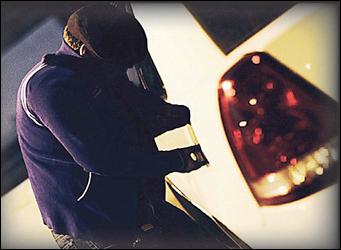 સુરતના લીંબાયત વિસ્તારમાં પેટ્રોલ ચોરીના રવાડે ચડેલ ગઠિયાને સીસીટીવીની મદદથી ઝડપવામાં આવ્યો