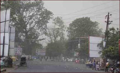 ઉત્તર ગુજરાતમાં હવામાનમાં પલટો :અંબાજી-દાંતામાં ધૂળની ડમરીઓ ઉડી :ભિલોડા,ખેડબ્રહ્મા અને વડાલી પંથકમાં કમોસમી વરસાદ