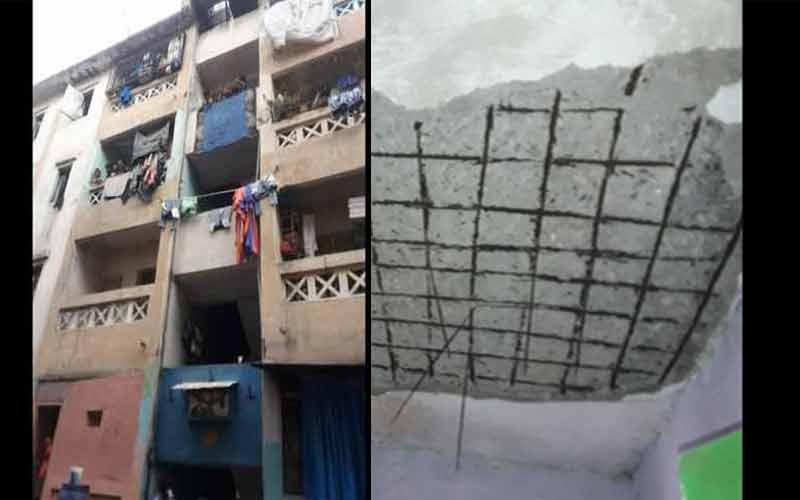 સુરતના પાનસગામમાં અવસાન મકાનની છત તૂટી પડતા ત્રણ મહિલાઓ ઘાયલ: સ્થાનિકોમાં ભારે રોષ