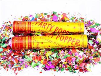 ગુજરાતમાં  જ હવે પોપર્સ ઉપર  પણ પ્રતિબંધ લદાયો