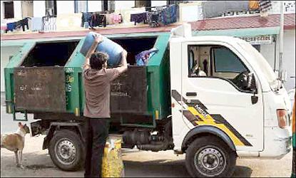 અમદાવાદમાં ભીનો-સૂકો કચરો અલગ કરાતાં દૈનિક કલેક્શનમાં 30 ટકા જેટલો ઘટાડો થયો