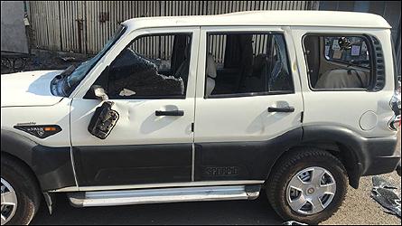 સુરતના બુટલેગરોઅે સ્ટેટ મોનીટરીંગ સેલની ટીમ પર પથ્થરમારો કર્યોઃ ઘાતક હૂમલામાં બે પોલીસમેન ઘાયલ
