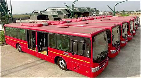 અમદાવાદમાં BRTS રૂટમાં ઇલેક્ટ્રિક બસ દોડશે :મનપા દ્વારા 50 બસનું ટેન્ડર બહાર પાડી દેવાયું